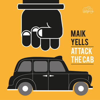 Attack The Cab cover art