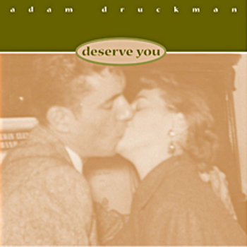 Deserve you cover art