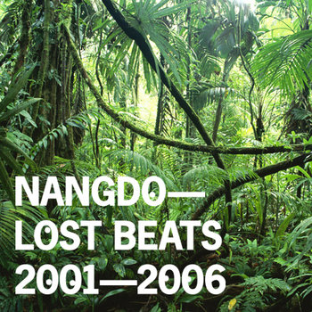 Lost beats 2001 - 2006 cover art