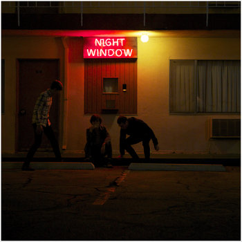Night Window EP cover art