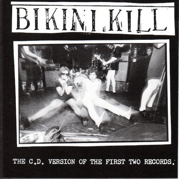 The C.D. Version of the First Two Records cover art