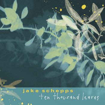 Ten Thousand Leaves cover art