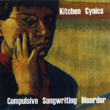 Compulsive Songwriting Disorder cover art