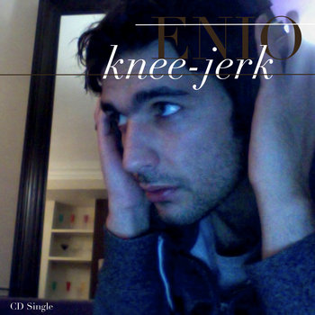 Knee-Jerk (Digital Single) cover art