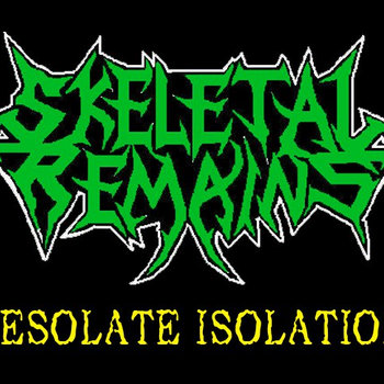 Desolate Isolation cover art
