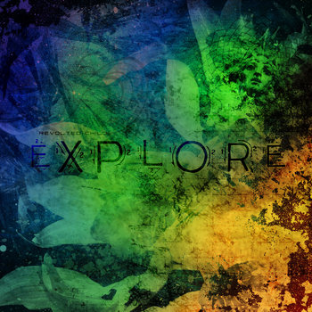 Explore (EP) cover art