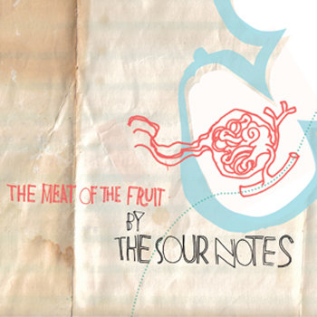 The Meat Of The Fruit (EP, 2008) cover art