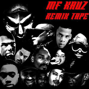 MF Kauz Remix Tape cover art
