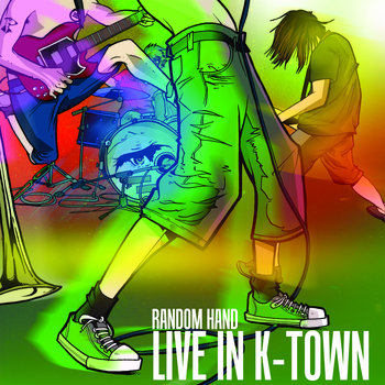 Live In K-Town cover art