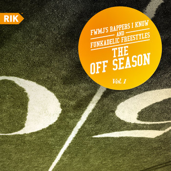 Vol. 1: The Off Season cover art