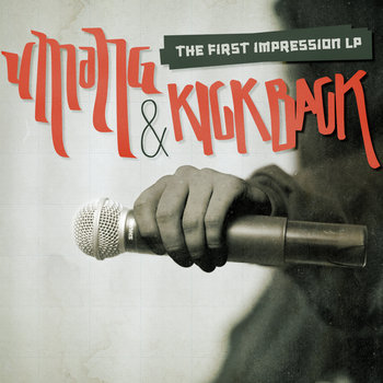 The First Impression LP cover art