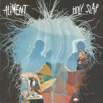 Holy Slap LP (2012) cover art