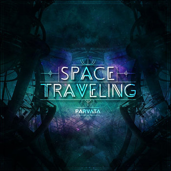 Space Traveling EP cover art