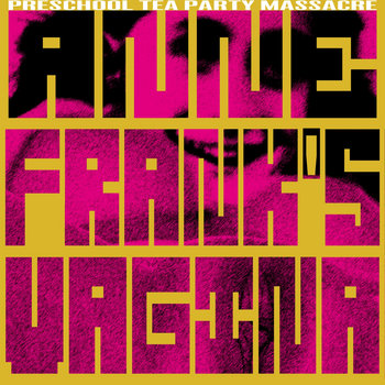 Anne Frank's Vagina cover art