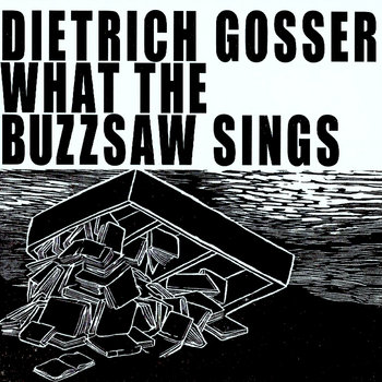 What the Buzzsaw Sings cover art
