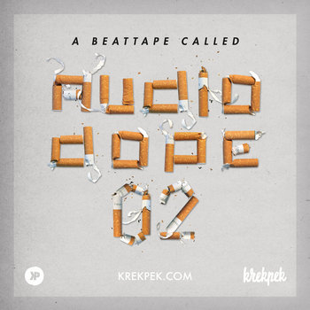 AUDIØDOPE 02 cover art