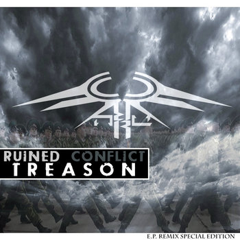 Treason EP cover art