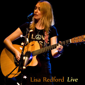 Lisa Redford Live cover art