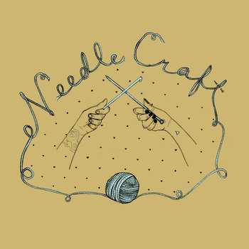 Needlecraft cover art