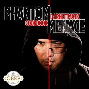 Phantom Menace EP cover art