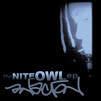 The Nite Owl EP cover art
