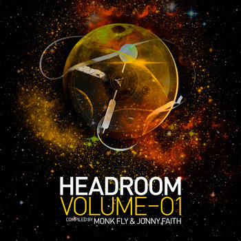 Headroom Vol. 1 cover art