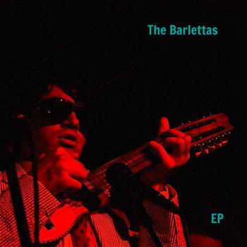 The Barlettas EP cover art