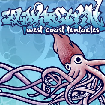West Coast Tentacles cover art