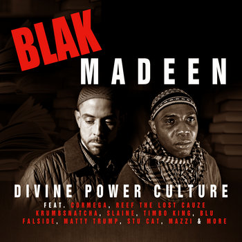 Divine Power Culture cover art