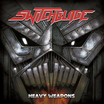 Heavy Weapons cover art