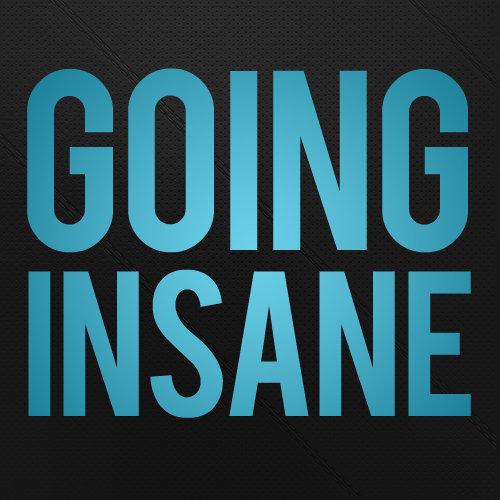 Going Insane cover art: jnlcinemafunk.bandcamp.com/track/going-insane