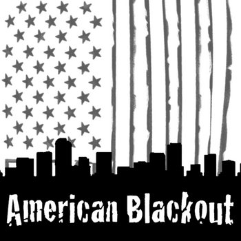 American Blackout EP cover art