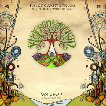 KnockanStockan Vol. 3 cover art