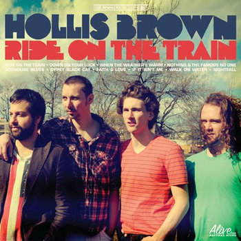 Ride On The Train cover art