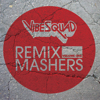 RemixMashers Vol. 1 cover art