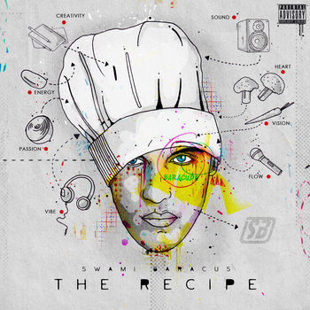 The Recipe Mixtape cover art