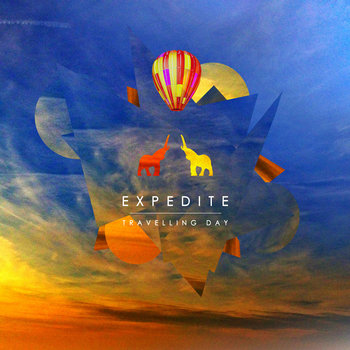 EXPEDITE cover art