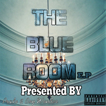 The Blue Room ep cover art