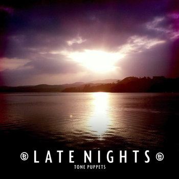 LATE NIGHTS Single cover art