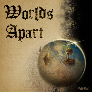 Worlds Apart Album cover art