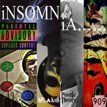 iNSOMNiA ft. Poetic Theory cover art