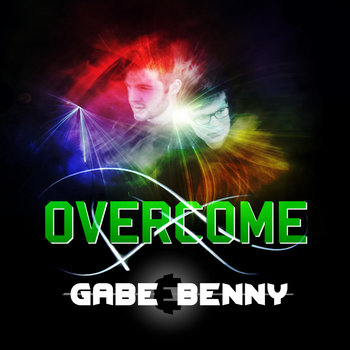 Overcome cover art