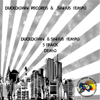 Sinitus Tempo and Duckdown - 5 track demo cover art