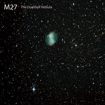 The Dumbell Nebula cover art