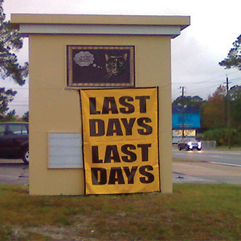 last days last days cover art