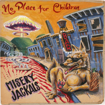 No Place for Children cover art
