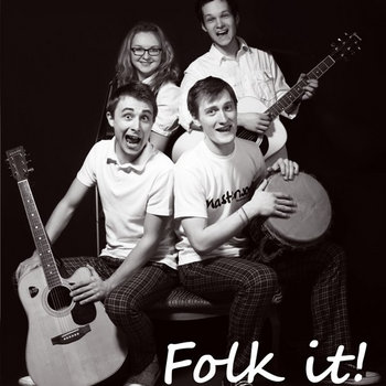 Folk it cover art