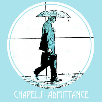 Admittance cover art
