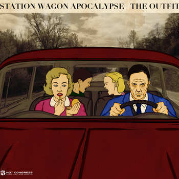 Station Wagon Apocalypse cover art