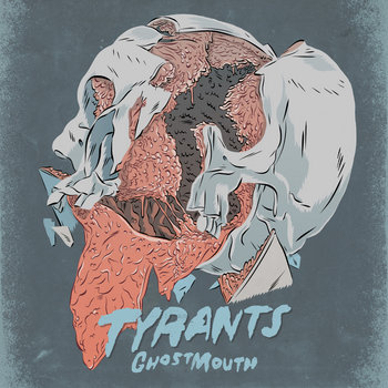 GhostMouth EP cover art